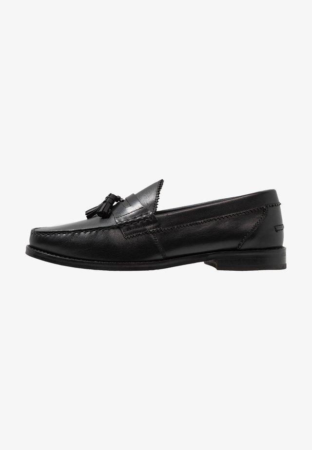 TOM TASSEL LOAFER - Business loafers - black
