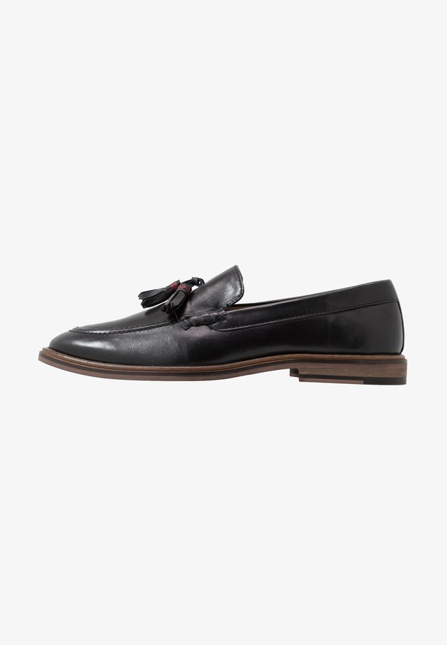 WEST TASSEL LOAFER - Smart slip-ons - black