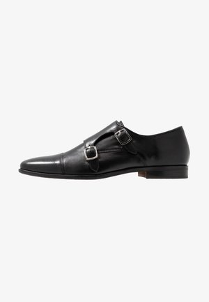 ALFIE MONK - Mocassini eleganti - black