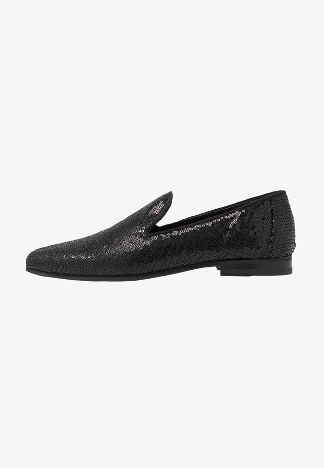 JUDE SEQUIN  - Slip-ons - black