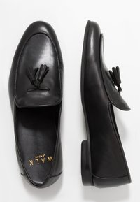 Walk London - JUDE BOND - Business-Slipper - black - 1