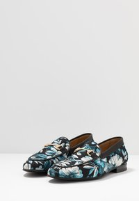 Walk London - JUDE CANCUN - Slip-ins - black/blue - 2