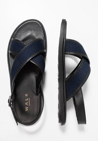Walk London - MARTINI - Sandali - navy - 1
