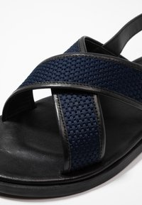 Walk London - MARTINI - Sandali - navy - 5