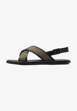 MARTINI - Sandals - green
