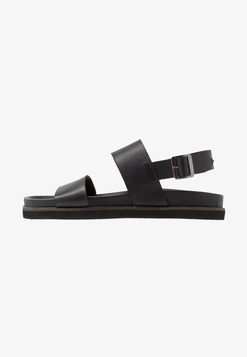 Walk London - JACKSON - Sandals - black