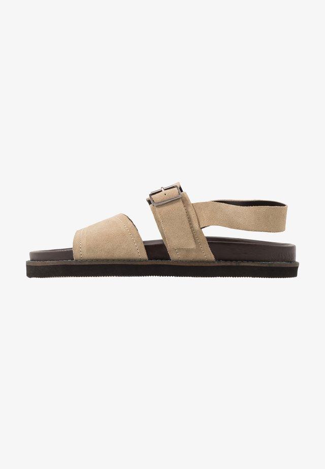 JOE  - Sandals - stone