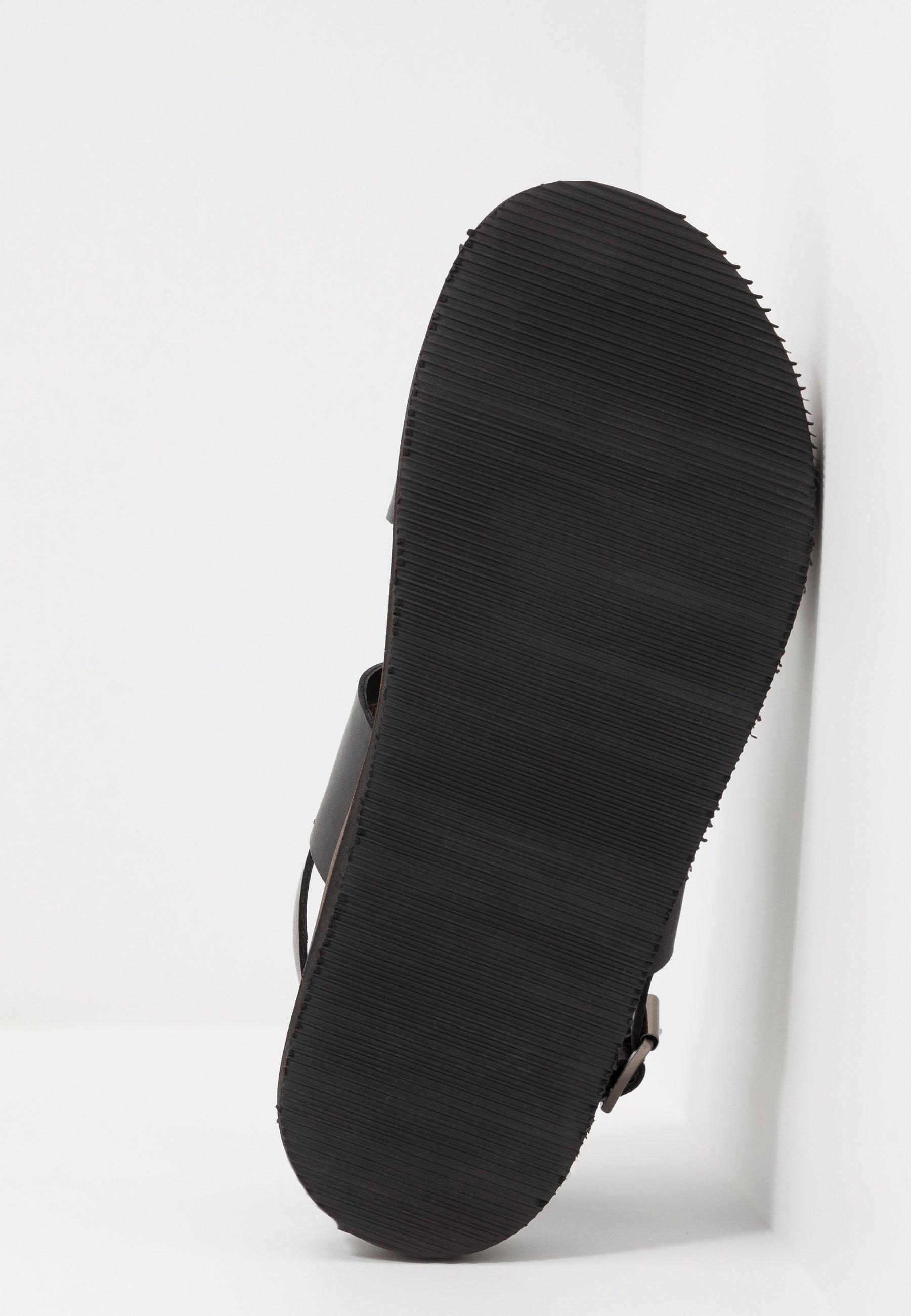 Walk London Jackson - Sandaler Swiss Black