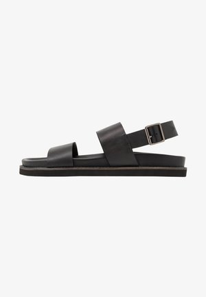 JACKSON - Sandalen - swiss black