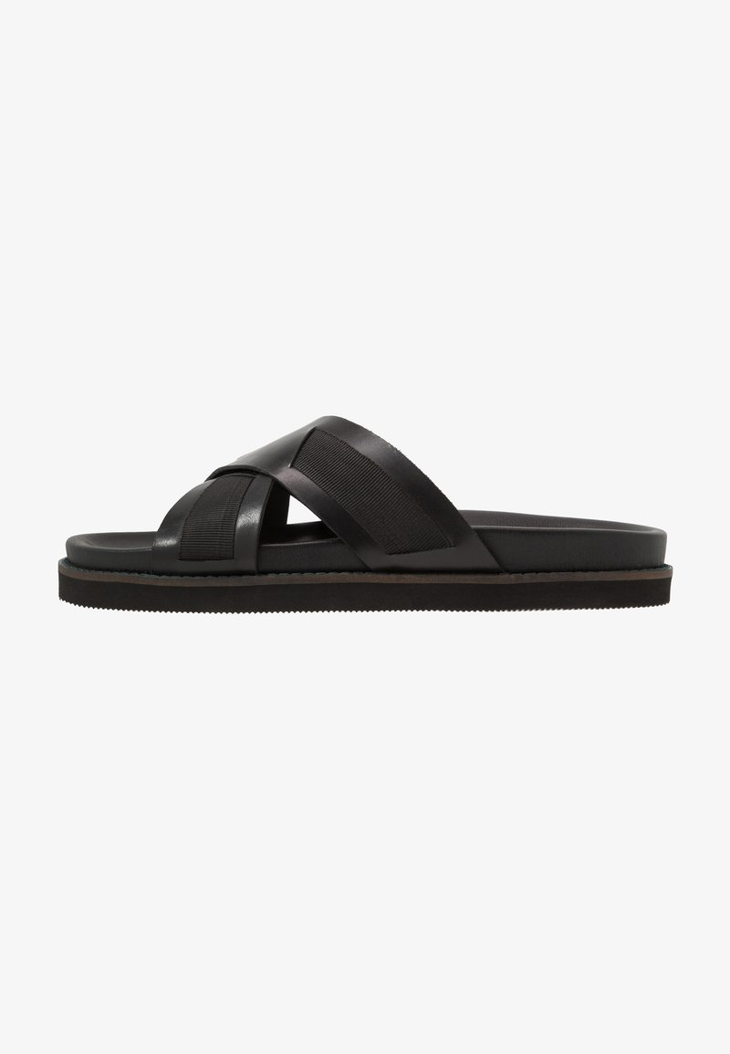Walk London - GEORGE  - Sandaler - black