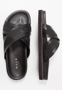 Walk London - GEORGE  - Sandaler - black - 1