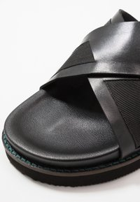Walk London - GEORGE  - Sandaler - black - 5