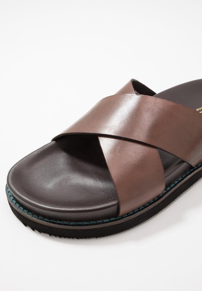 Walk London TOMMY - Sandaler - brown