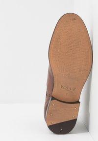 Walk London - HARRINGTON CHELSEA - Stivaletti - swiss brown - 4