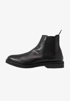 JAZZ CHELSEA - Støvletter - swiss black