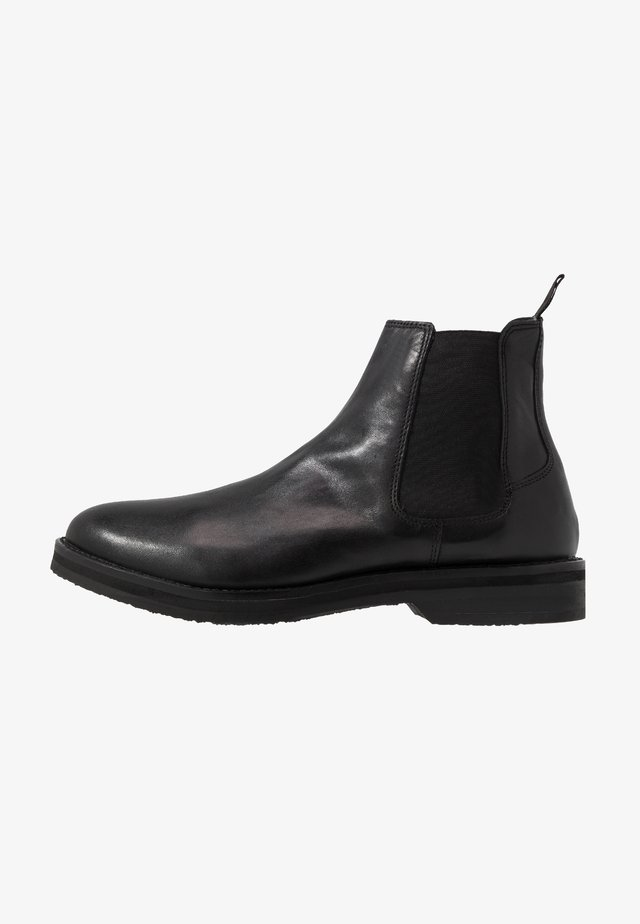 JAZZ CHELSEA - Classic ankle boots - swiss black