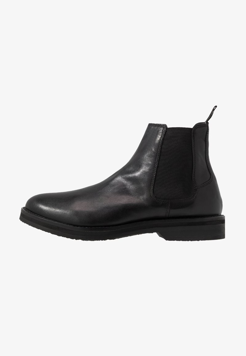 Walk London - JAZZ CHELSEA - Classic ankle boots - swiss black