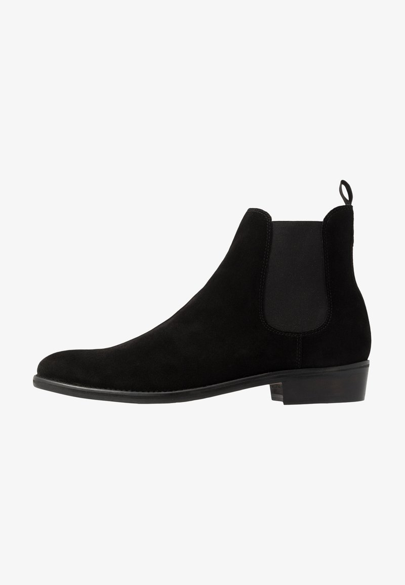 Walk London - CUBAN CHELSEA - Classic ankle boots - black