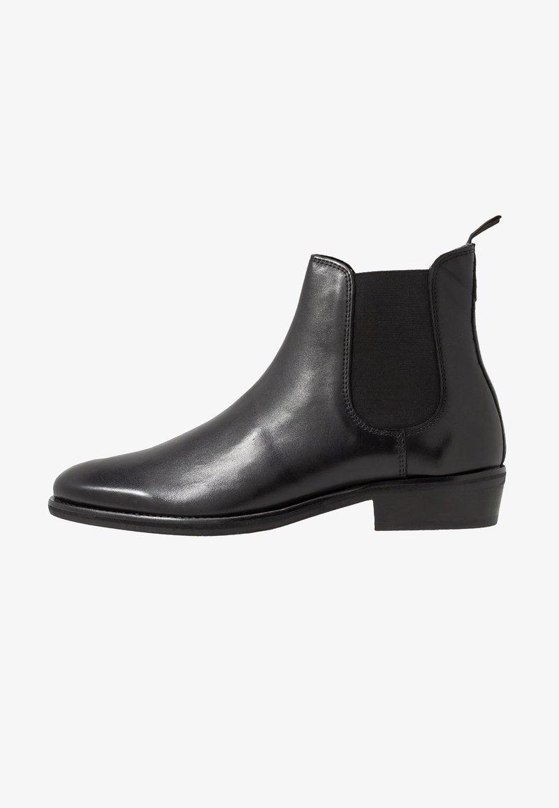 Walk London - CUBAN CHELSEA - Classic ankle boots - black