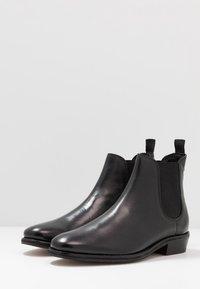 Walk London - CUBAN CHELSEA - Classic ankle boots - black - 2