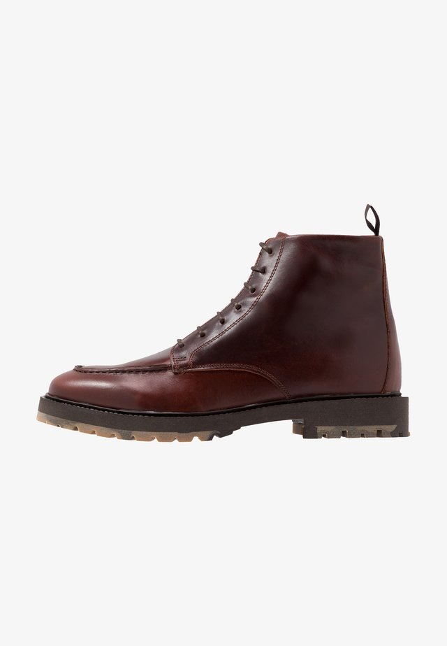 JAMES APRON BOOT - Lace-up ankle boots - thor