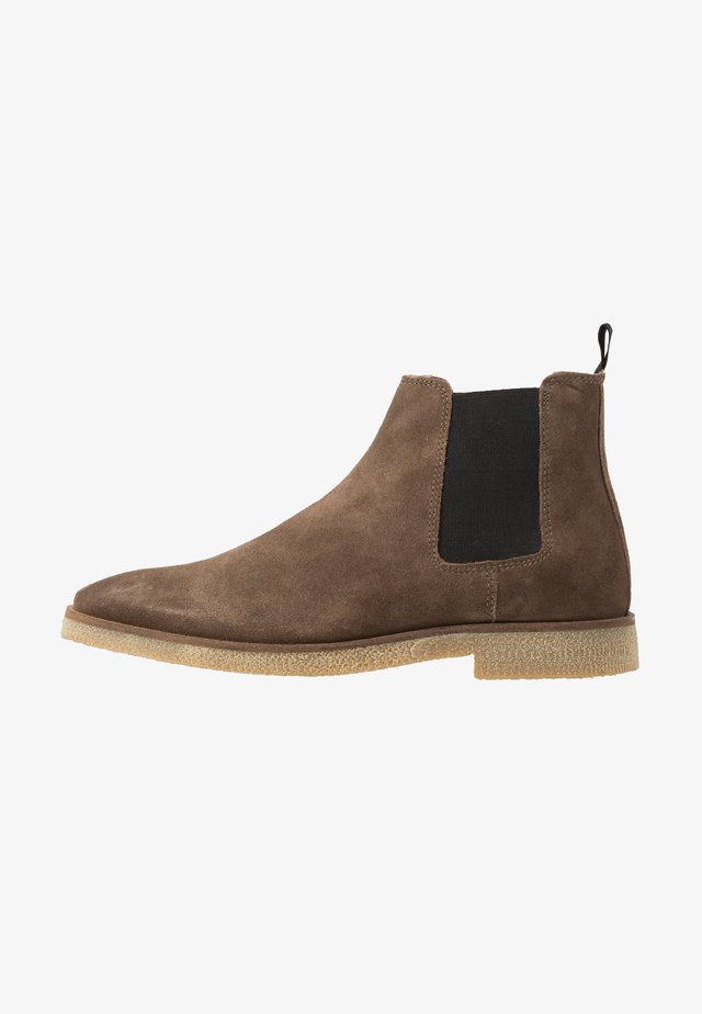 HORNCHURCH CHELSEA - Classic ankle boots - taupe