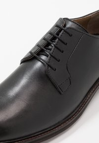 Walk London - HENRY CHELSEA - Stringate eleganti - black - 5