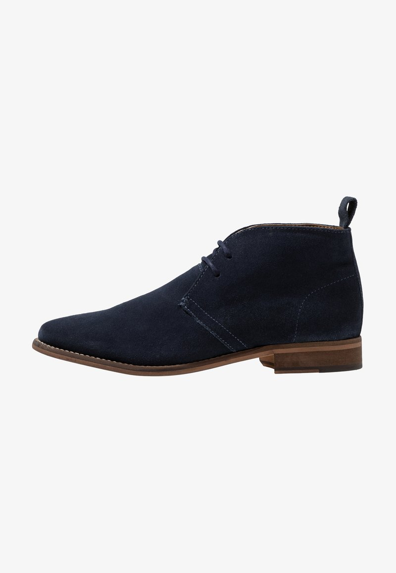Walk London - HARRINGTON CHUKKA BOOT - Stringate sportive - blue