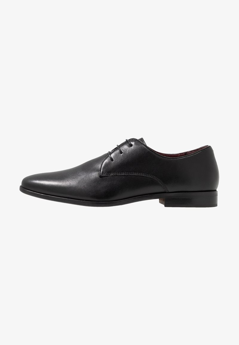 Walk London - ALFIE DERBY - Smart lace-ups - black