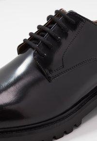 Walk London - SEAN DERBY - Zapatos de vestir - burgundy - 6