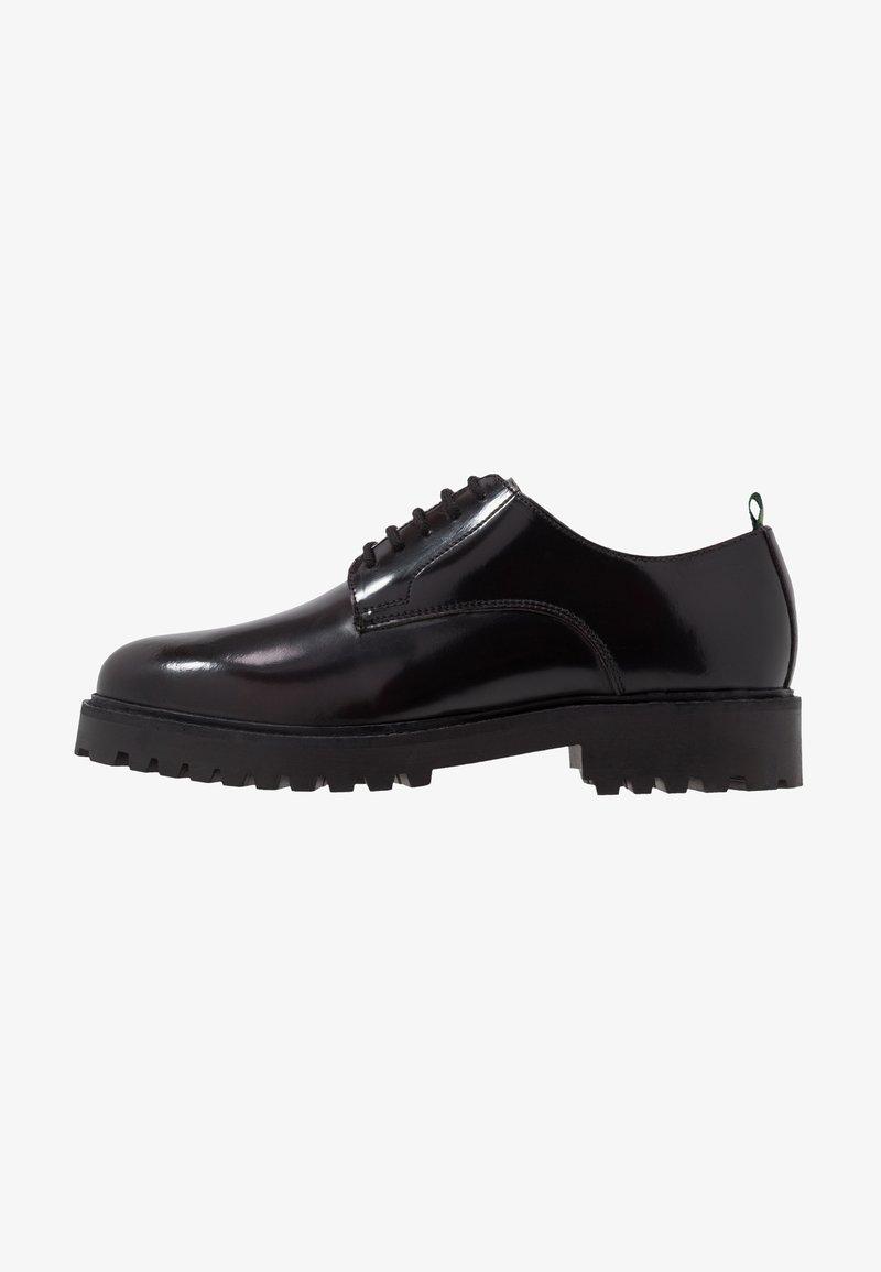 Walk London - SEAN DERBY - Zapatos de vestir - burgundy