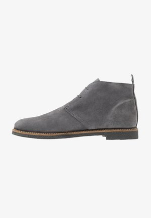 DYLAN DESERT BOOT - Chaussures à lacets - crut grey