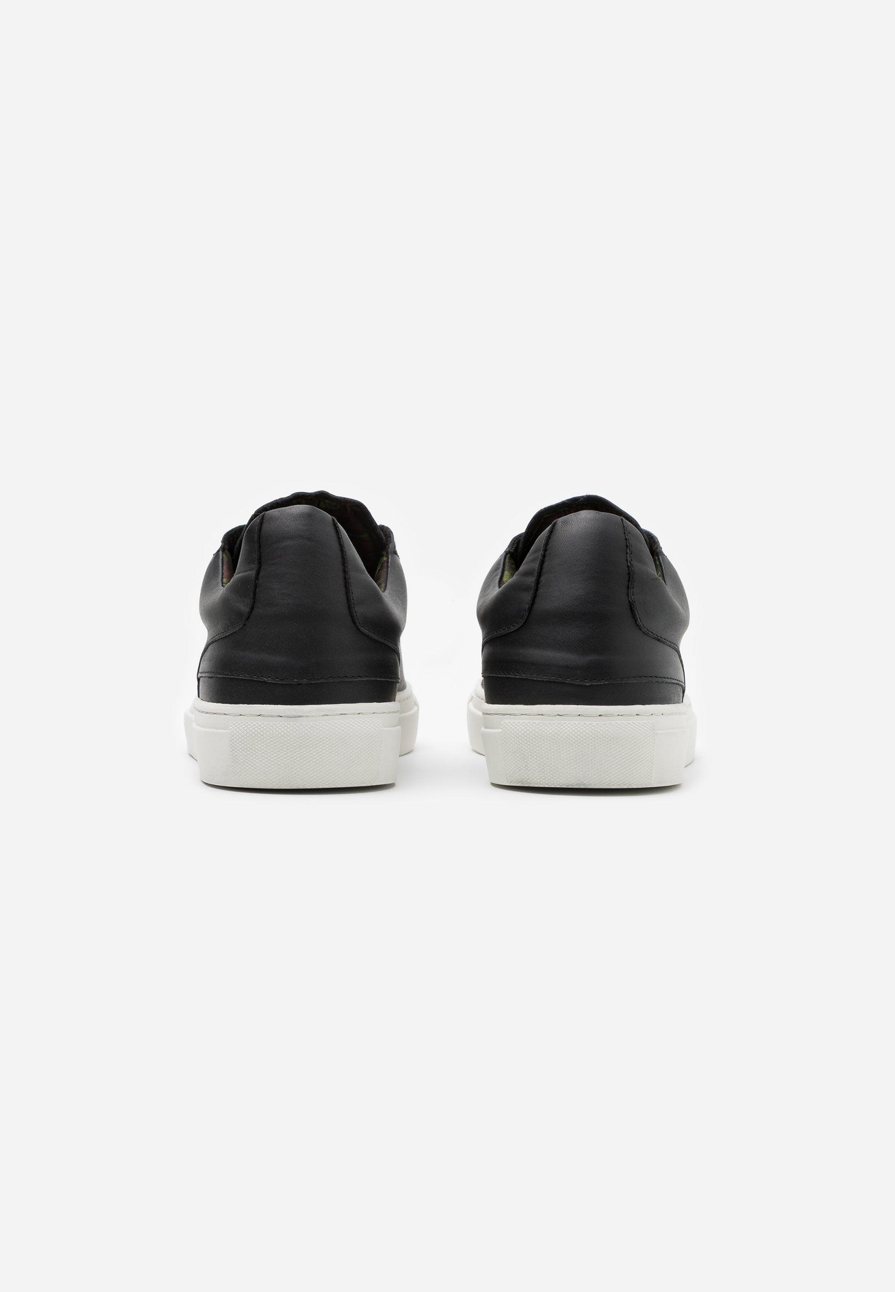 GRADUATE Sneakers nappa vegetal black