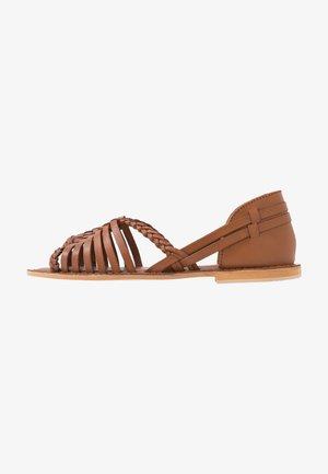 HUARACHE - Sandals - tan