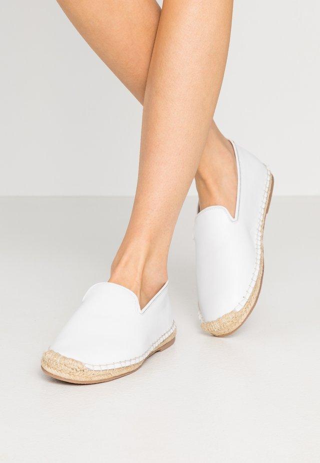 Espadrillot - white