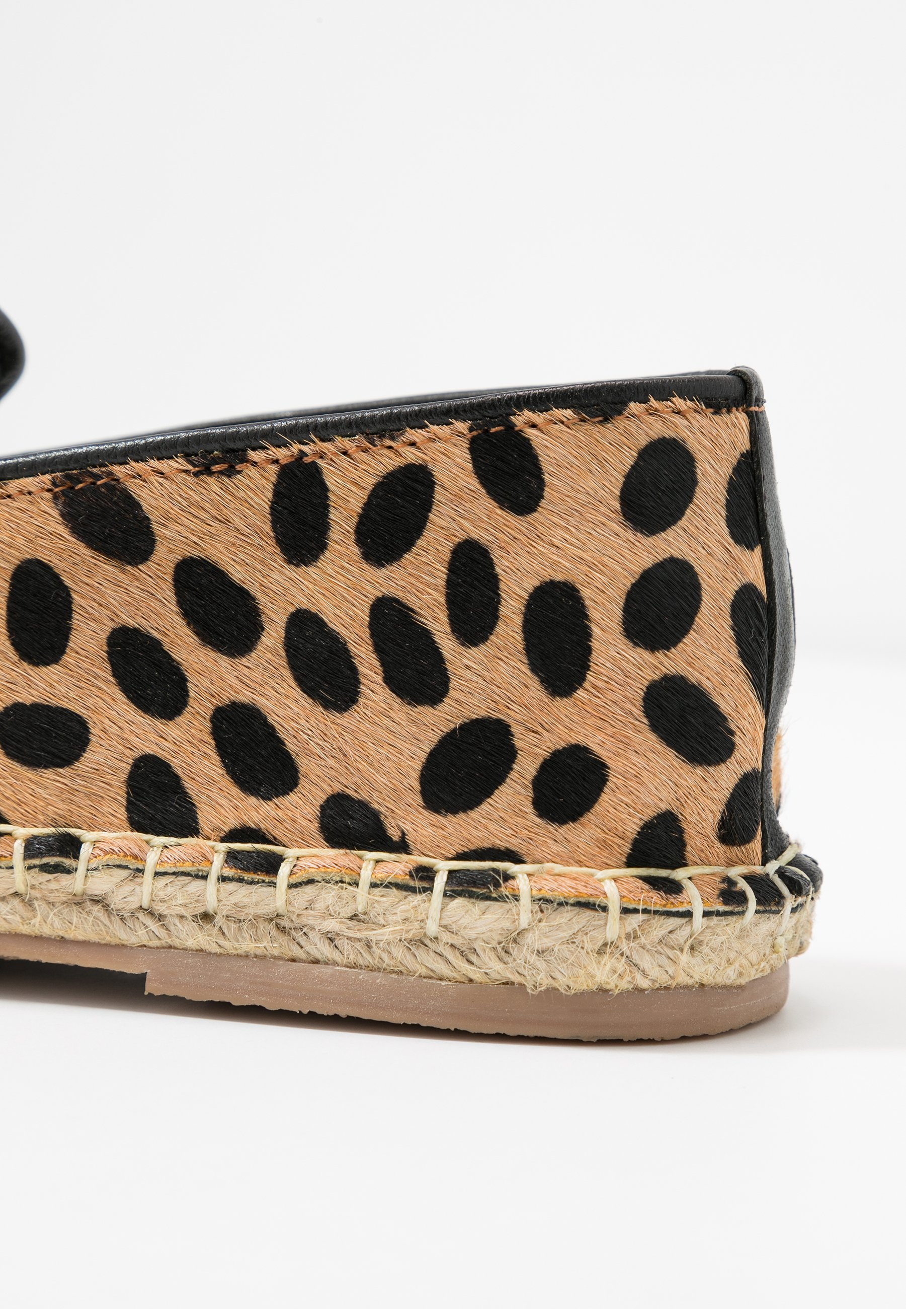 Warehouse Espadrilles - brown