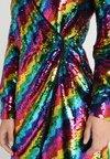 Warehouse - DISCO SEQUIN DRESS - Cocktailkleid/festliches Kleid - multi