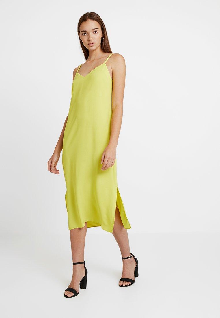 Warehouse - CAMI DRESS - Maxikleid - yellow