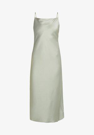 CAMI SLIP DRESS - Vestido informal - khaki