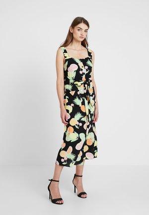 FRUIT SALAD CAMI DRESS - Maxi šaty - multi