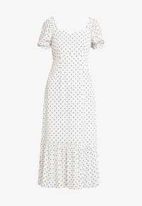 Warehouse - SPOT PRARIE DRESS - Day dress - ivory base - 4