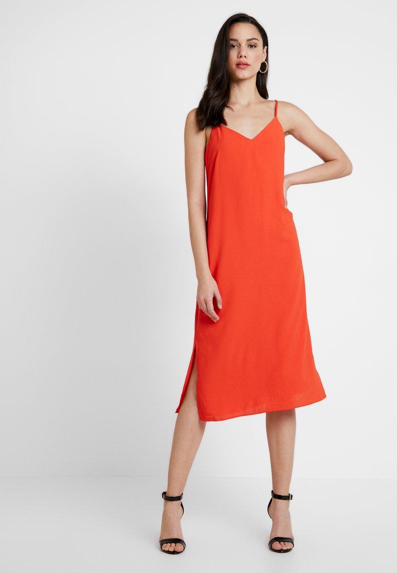 Warehouse - CAMI DRESS - Freizeitkleid - orange