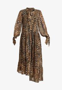 Warehouse - PRINT DRESS - Maxi dress - beige - 5