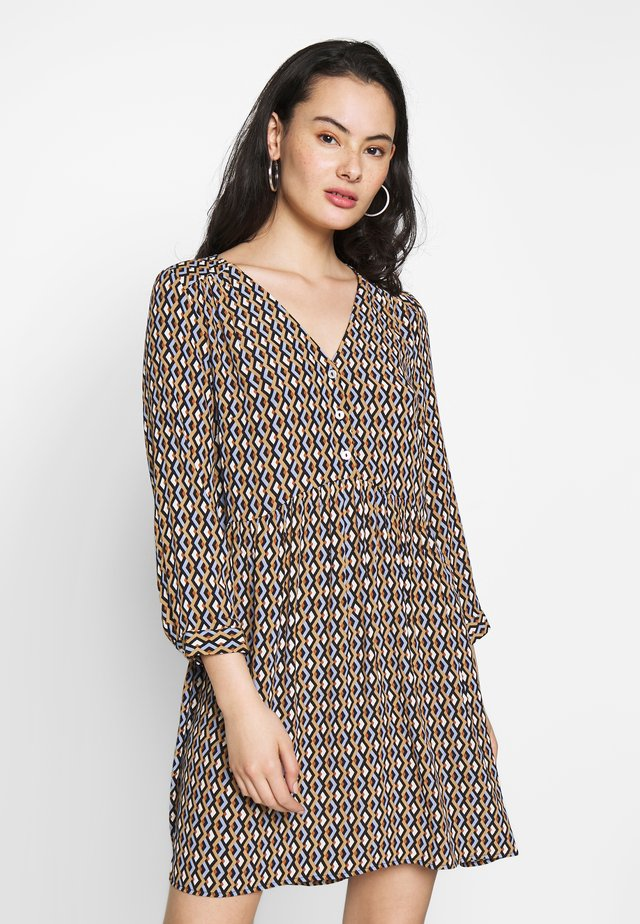 GEO  MINI DRESS - Hverdagskjoler - multi