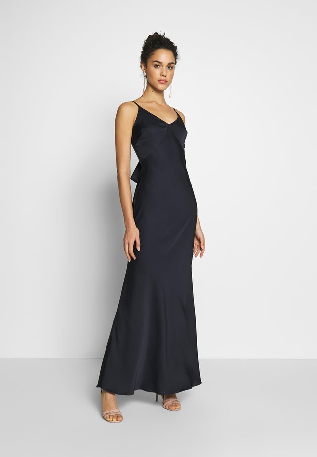 CAMI MAXI DRESS - Maxi-jurk - navy