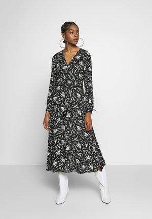 SPRIG FLORAL - Maxi dress - black