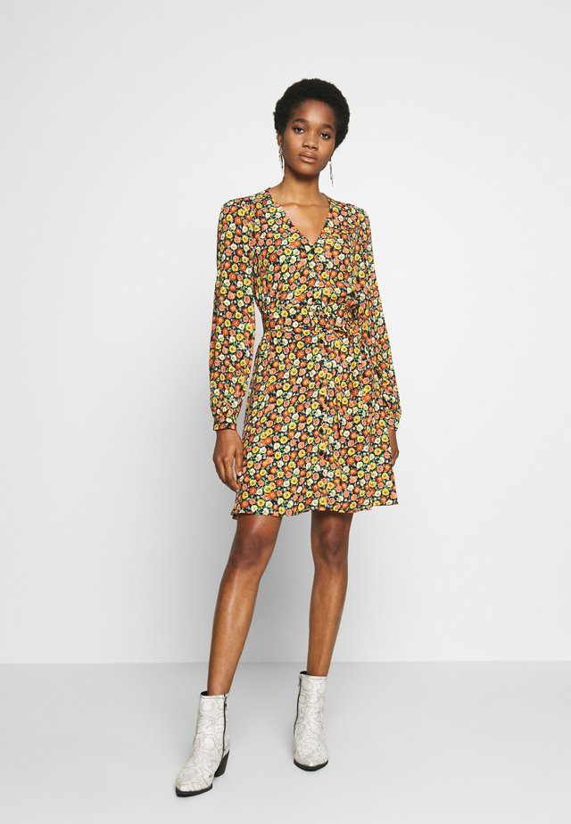 DAISY PRINT DRESS - Blousejurk - multi