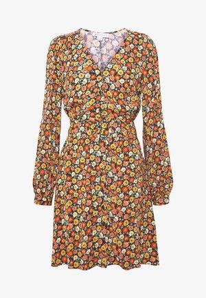 DAISY PRINT DRESS - Skjortekjole - multi