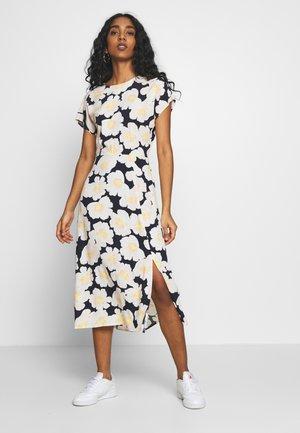 NICKY FLORAL MIDI DRESS - Day dress - multi