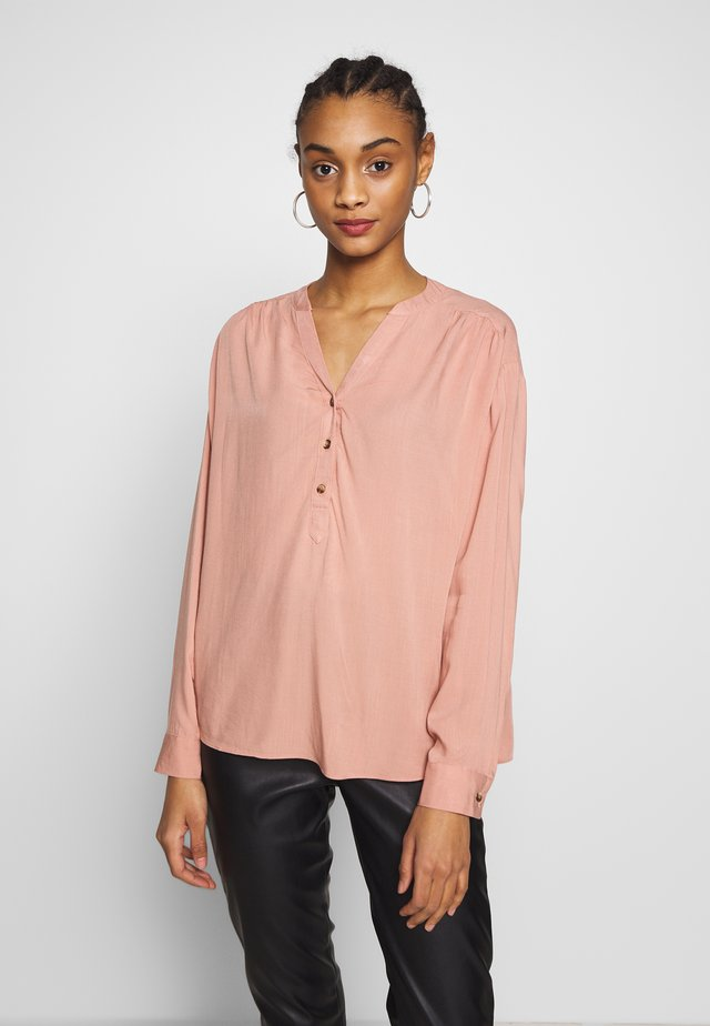 OVER THE HEAD - Blouse - pale pink